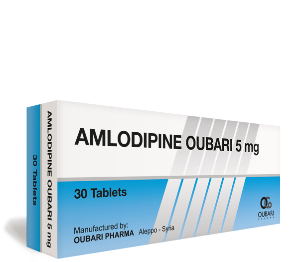 Amlodipine Oubari 5
