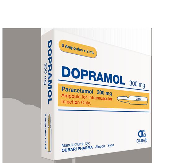 Dopramol 300 mg