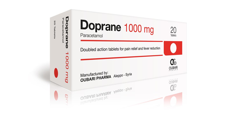 doprane 1000 mg