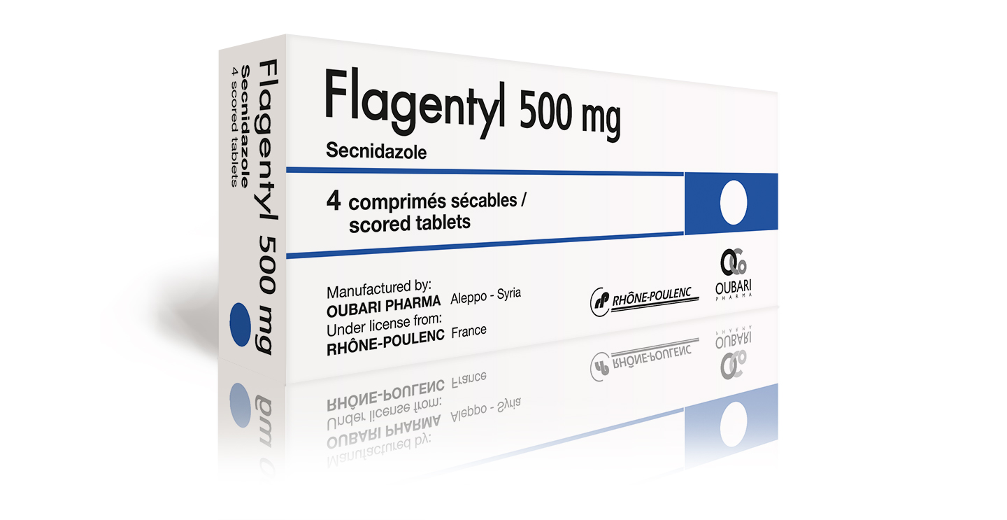 flagentyl 500 mg sanofi tablets