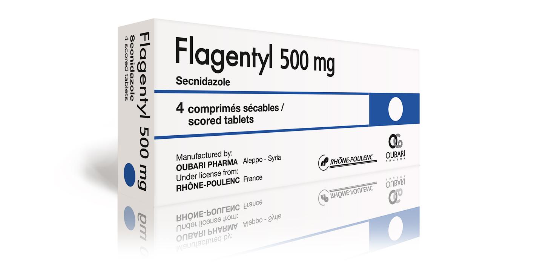 flagentyl 500 mg sanofi tablets