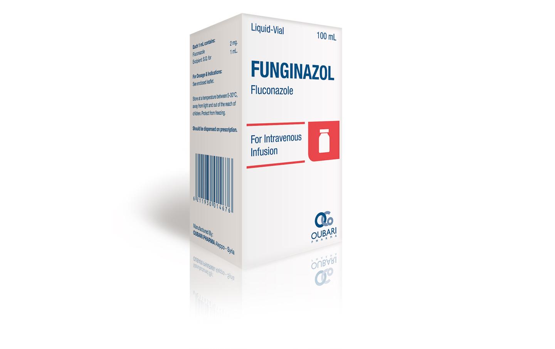 Fluconazole IV infusion