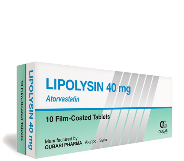 Lipolysin 40 mg