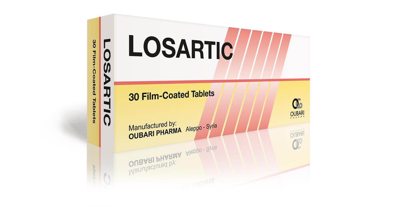 losartic losartan potassium