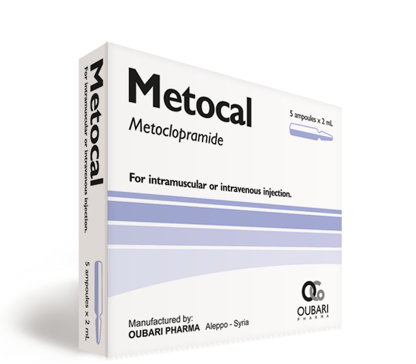 Metocal – Ampoules