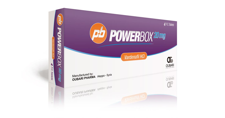 powerbox vardenafil hcl 20 mg