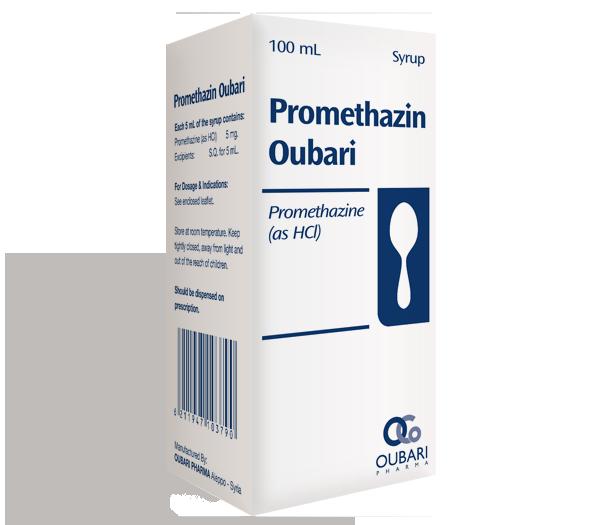 Promethazin Oubari – Syrup