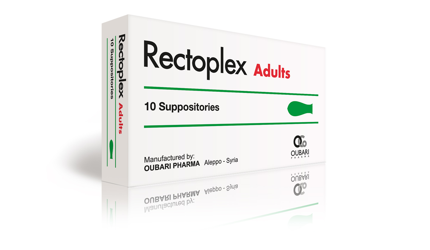 rectoplex adults suppositories
