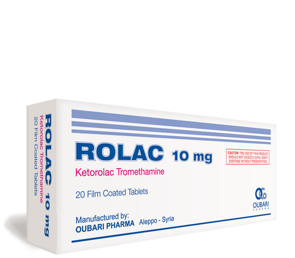 Rolac – Tablets
