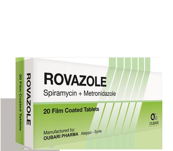 روفازول – أقراص