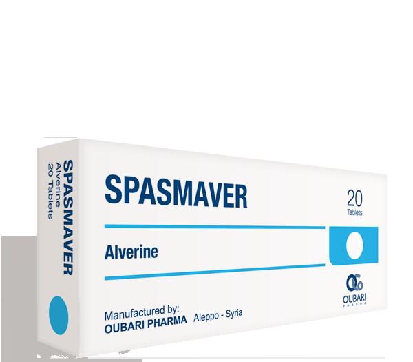 Spasmaver – Tablets