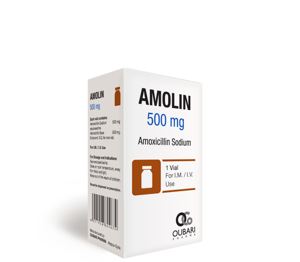 Amolin 500 mg