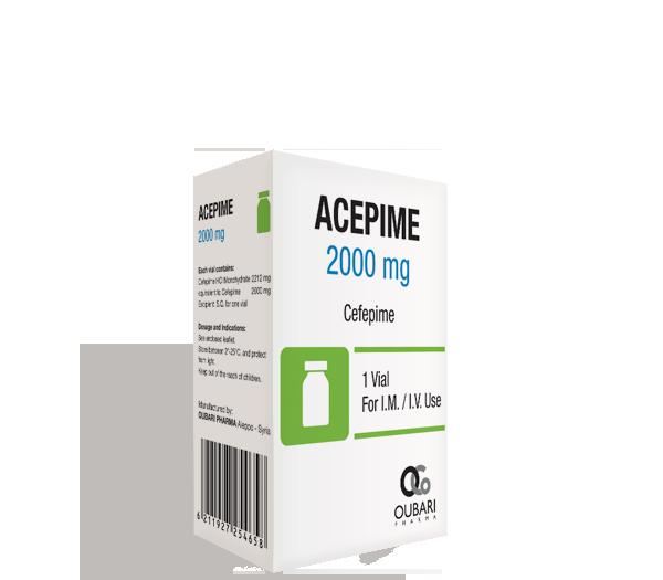 Acepime 2000 mg