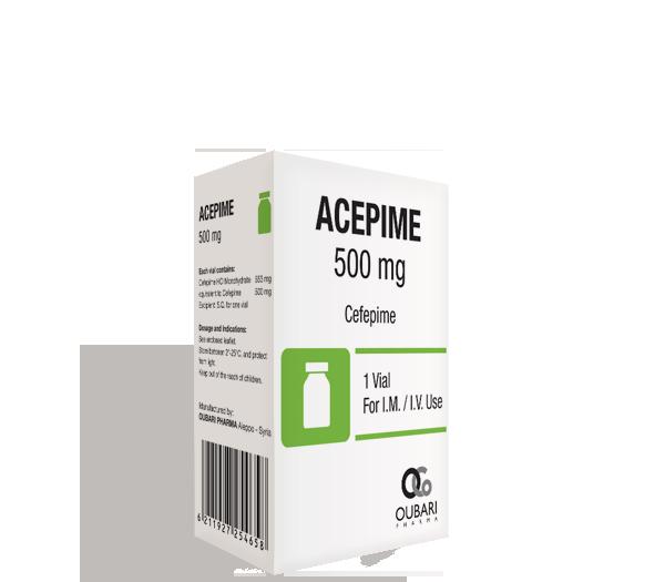 Acepime 500 mg