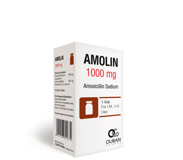 Amolin 1000 mg