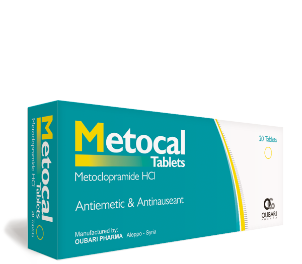 Metocal – Tablets