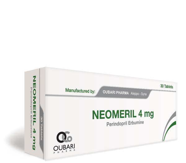 Neomeril 4 mg