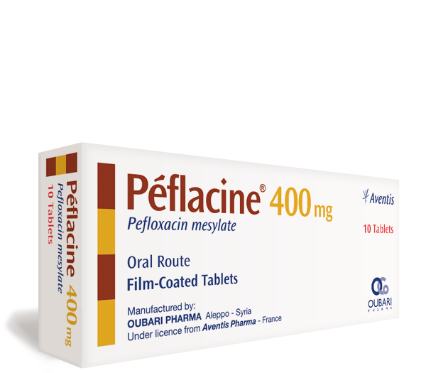 Peflacine 400 mg
