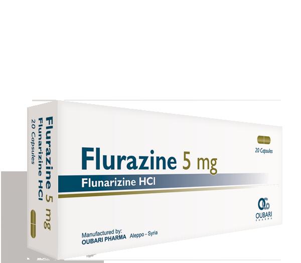 Flurazine 5 mg