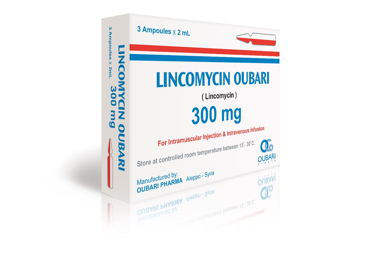 lincomycin 300 mg ampoules