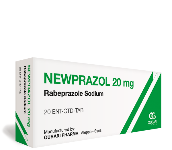 Newprazol 20 mg