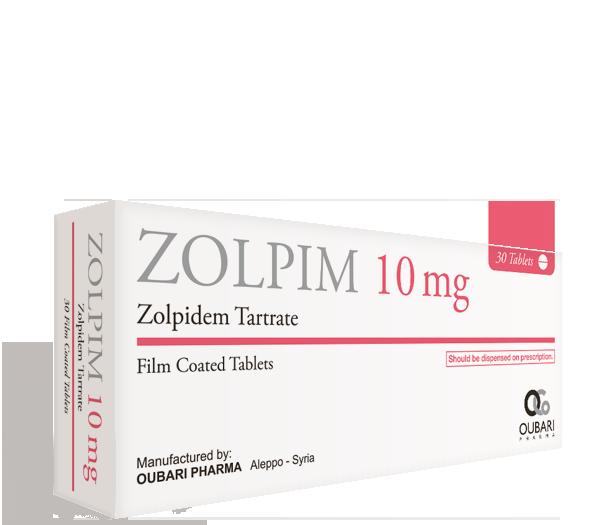 زولبيم ١٠ ملغ – أقراص