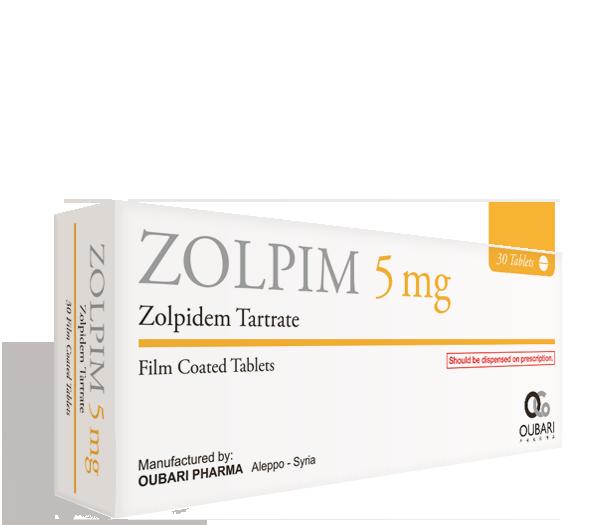Zolpim 5 mg