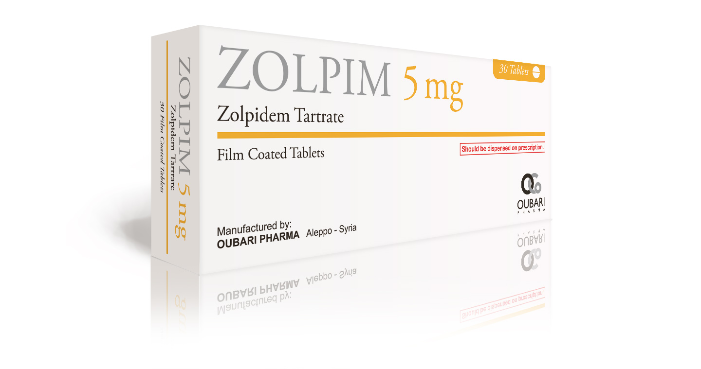 brand name for zolpidem tartrate