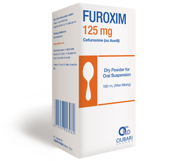 Furoxim 125 mg – Oral Suspension