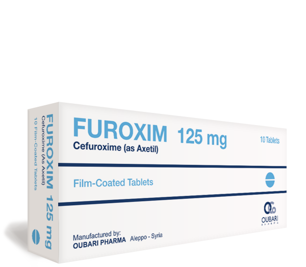 Furoxim 125 mg – Tablets