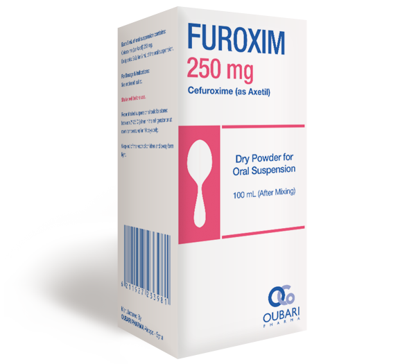 Furoxim 250 mg – Oral Suspension