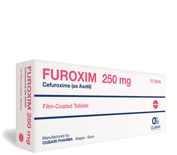 Furoxim 250 mg – Tablets