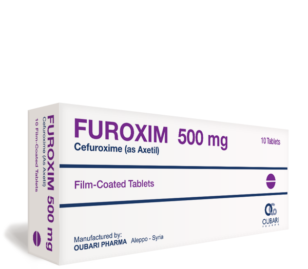 Furoxim 500 mg – Tablets
