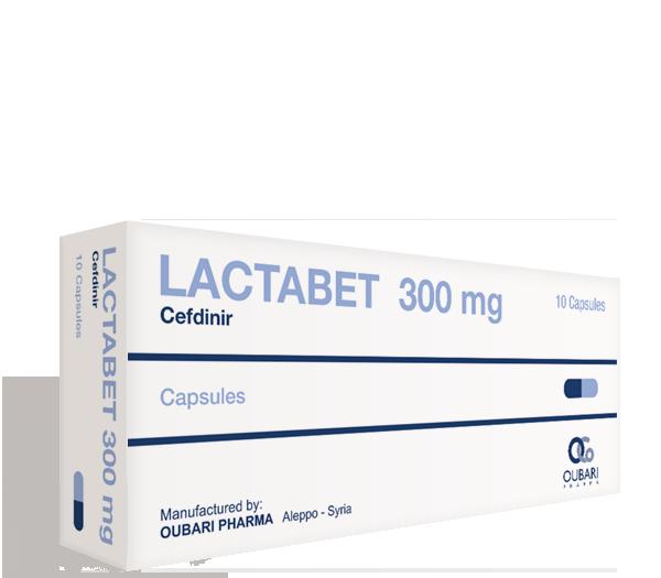 Lactabet 300 mg – Capsules