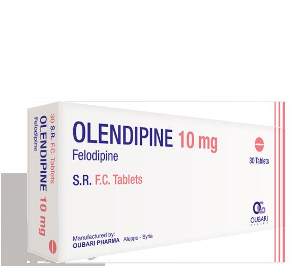 Olendipine 10 mg