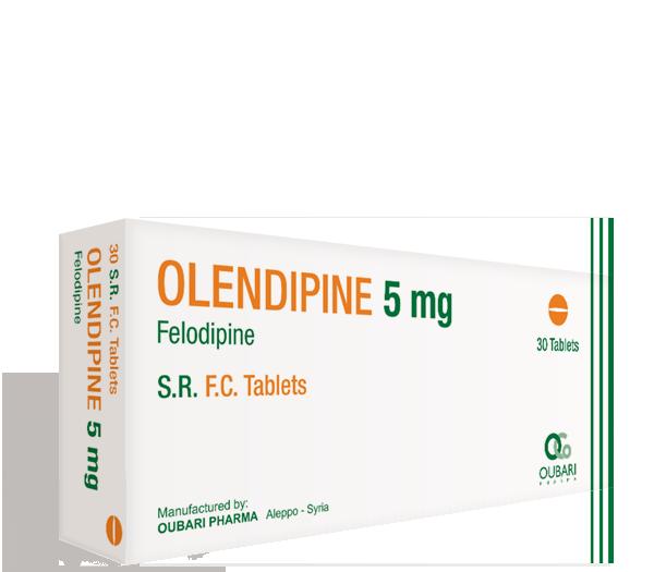 Olendipine 5 mg